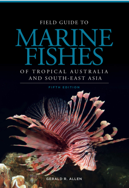 Field Guide to Marine Fish Of TropicalAustralia
